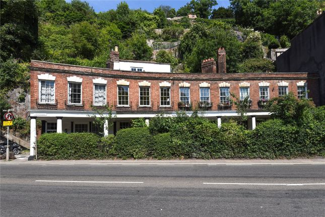 Thumbnail Terraced house for sale in Hotwell Road, Bristol, Somerset