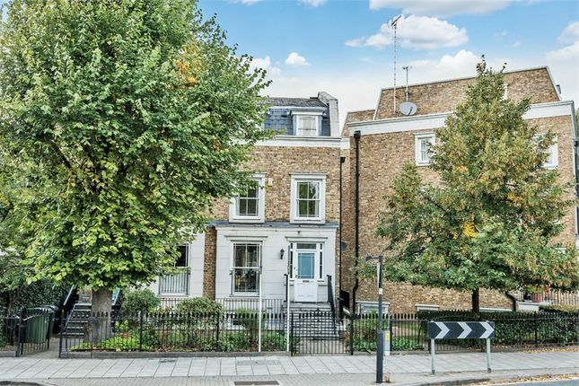 Thumbnail Semi-detached house for sale in Stockwell Park Road, Stockwell