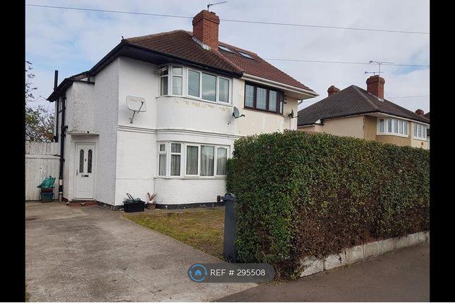 Thumbnail Semi-detached house to rent in Kingston Avenue, Feltham