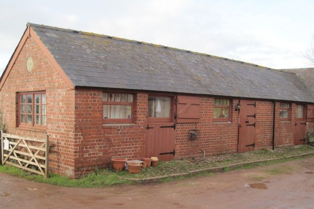 Thumbnail Mews house to rent in Wonastow, Monmouth, Monmouthshire