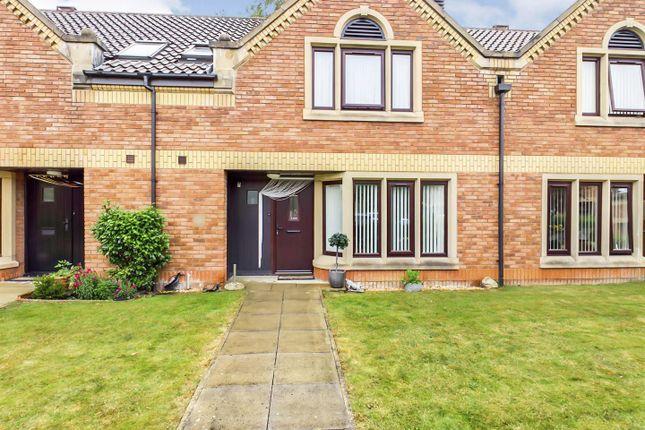 Thumbnail Terraced house for sale in Taylors Field, Kings Mill Road, Driffield
