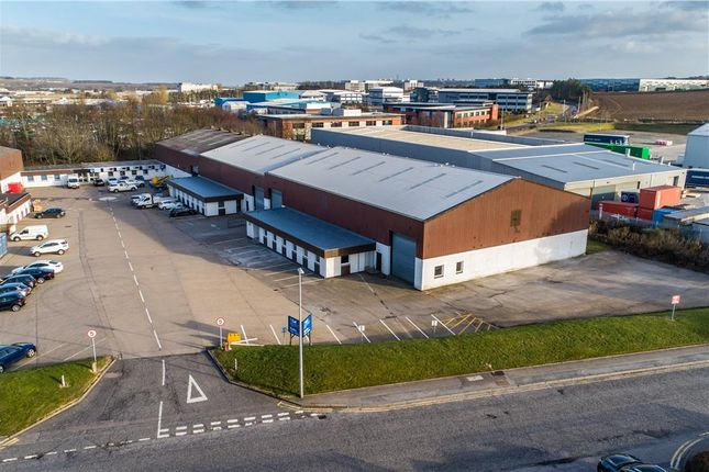 Light industrial to let in Units & A2, Airport Industrial Park, Howe Moss Drive, Kirkhill Industrial Estate, Dyce, Aberdeen