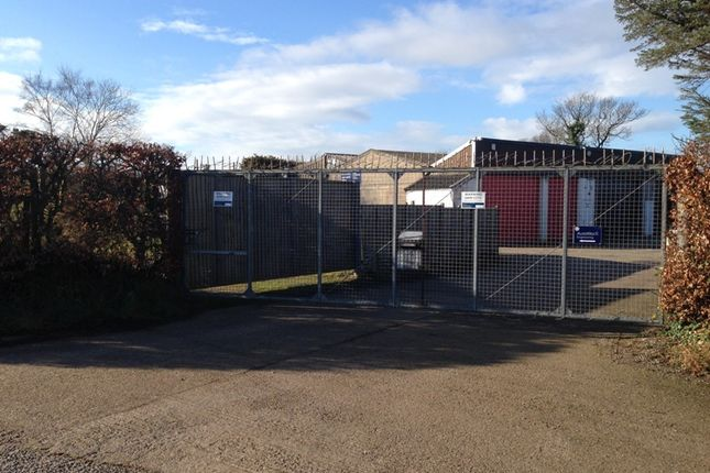 Business park to let in Hawkchurch Coss, Axminster