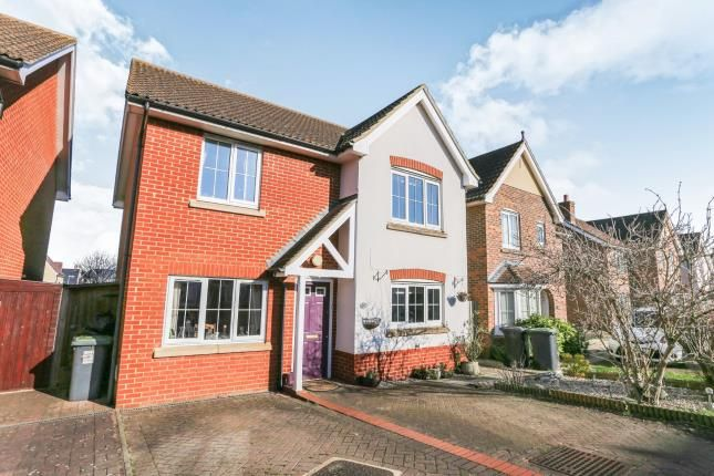 Thumbnail Detached house for sale in Sage Close, Biggleswade, Bedfordshire, .