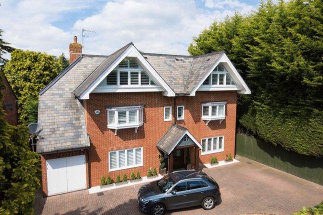 Thumbnail Detached house to rent in Queens Road, Weybridge