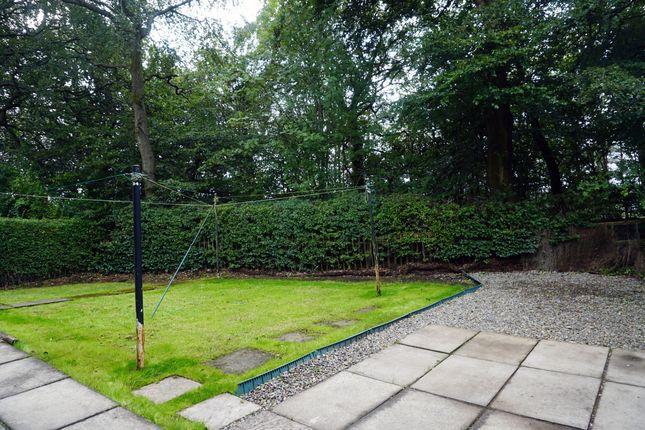 Rear Gardens of Wardlaw Crescent, East Kilbride, Glasgow G75