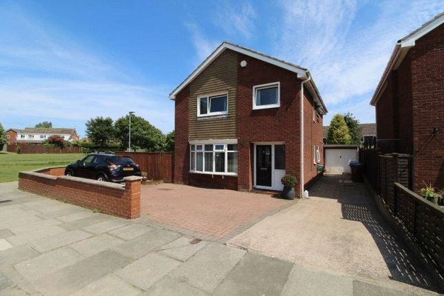 Thumbnail Detached house for sale in Kittiwake Close, Blyth