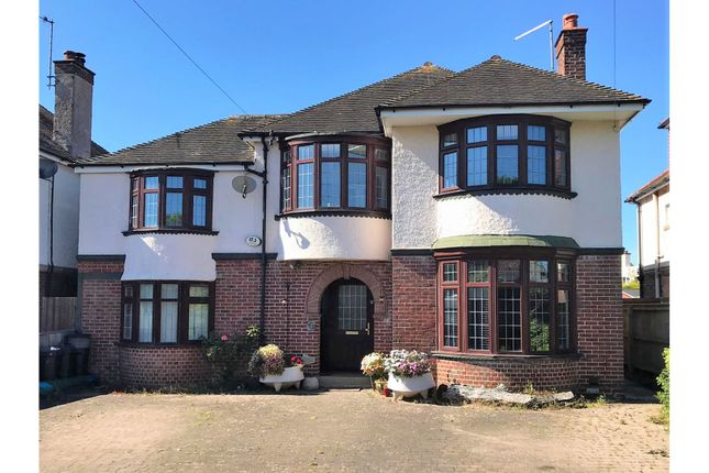 Thumbnail Detached house for sale in Manor Road, Weymouth