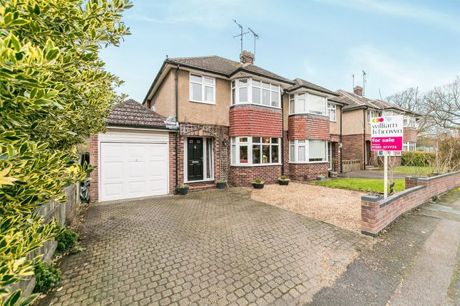 Thumbnail Semi-detached house for sale in Browning Close, Lexden, Colchester