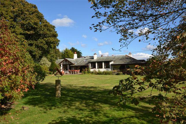 5 bed detached house for sale in Hatchet Lane, Beaulieu, Brockenhurst, Hampshire