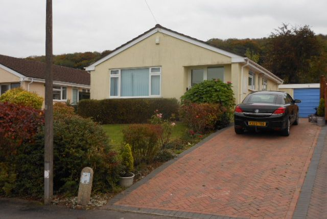 Thumbnail Detached bungalow to rent in Chestnut Close, Banwell, Weston-Super-Mare