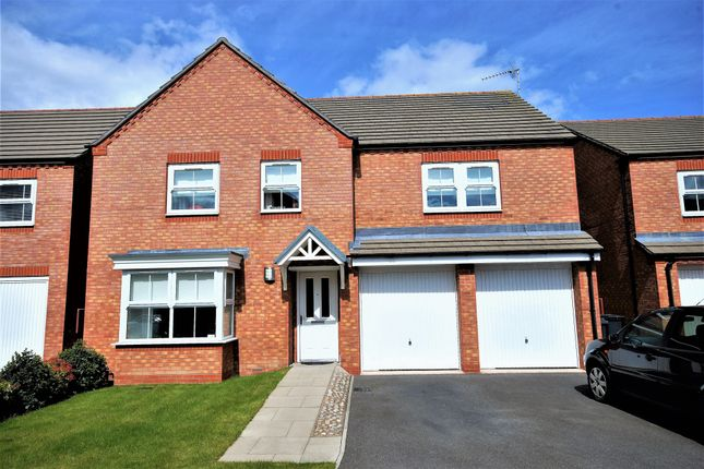 Thumbnail Detached house for sale in Priors Grove Close, Chase Meadow Square, Warwick