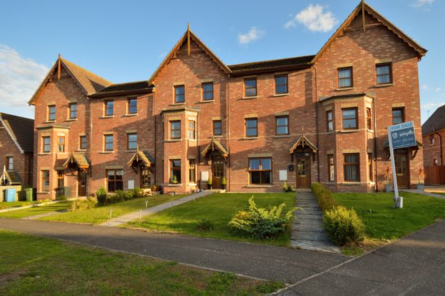 Thumbnail Town house for sale in Stonebridge Square, Conlig