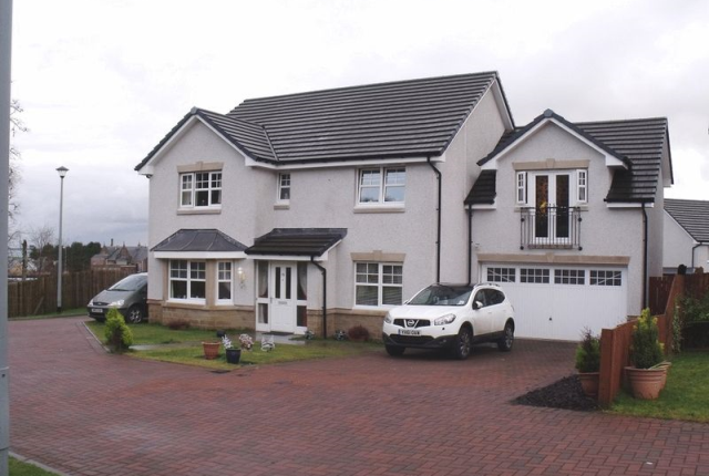 Thumbnail Detached house to rent in Bishops View, Inverness