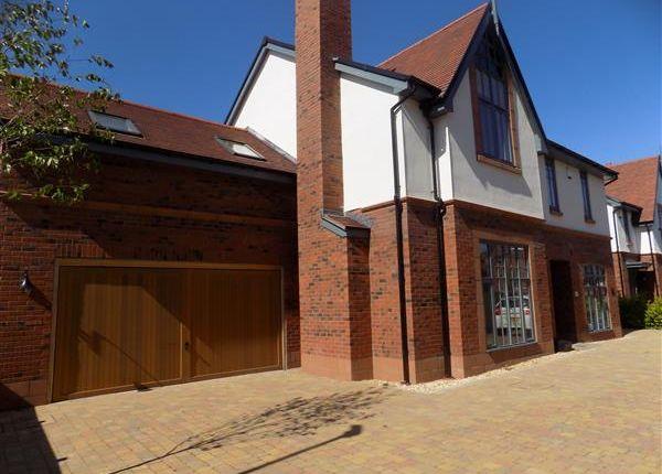 Thumbnail Detached house to rent in Phoenix Court, Mostyn Place, Parkgate