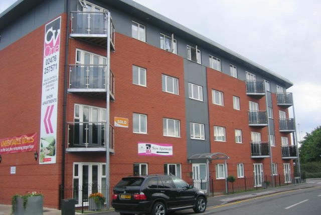 Thumbnail Flat to rent in Coinsborough Keep, City Centre, Coventry