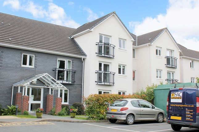Thumbnail Flat For Sale In Olde Market Court Wadebridge