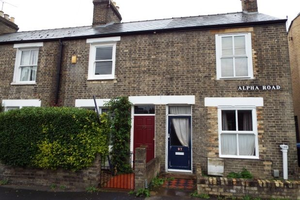 Thumbnail Property to rent in Alpha Road, Cambridge