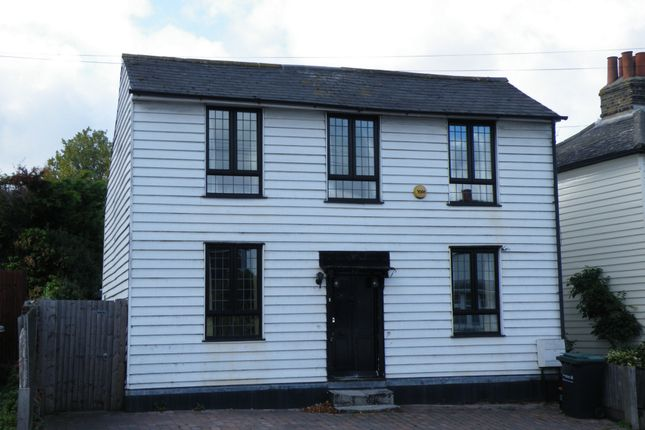 Thumbnail Cottage for sale in Vale Road, Northfleet