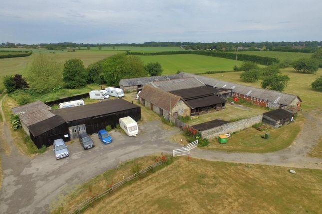 Thumbnail Land for sale in Lot 2 - Painters Farm Buildings, Painters Forstal, Faversham