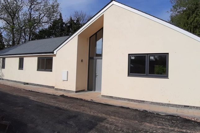 Thumbnail Detached bungalow for sale in North Close, Shaftesbury Road, Gillingham