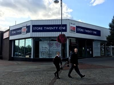 Thumbnail Retail premises to let in 47 Quay Street, Ammanford, Carmarthenshire