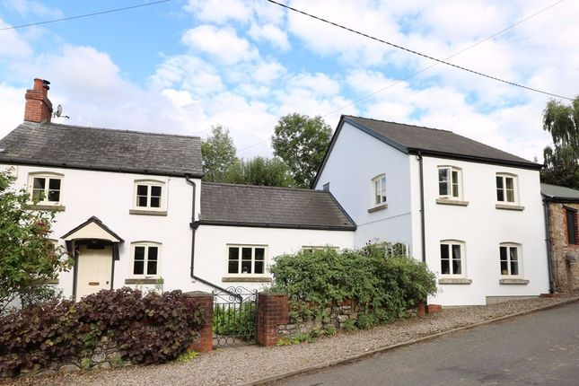 Cottage for sale in Bettws Newydd, Usk