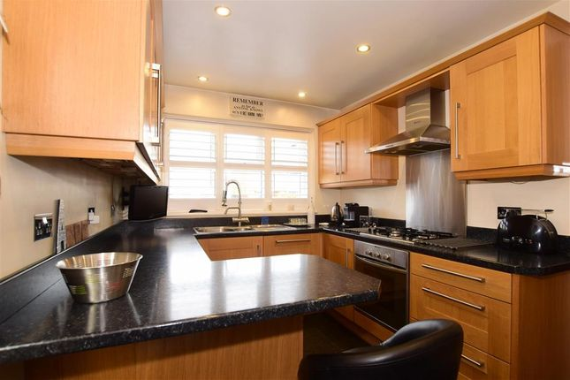 Thumbnail Detached house for sale in The Warren, Billericay, Essex