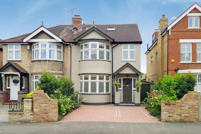 Thumbnail Semi-detached house to rent in Cuckoo Lane, London