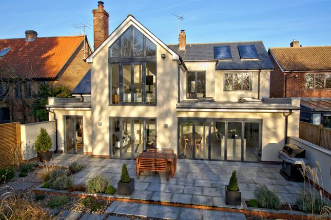 5 bed detached house for sale in High Street, Little Shelford, Cambridge