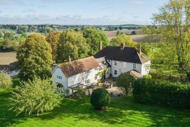 Thumbnail Detached house for sale in Snow Hill, Great Easton, Dunmow