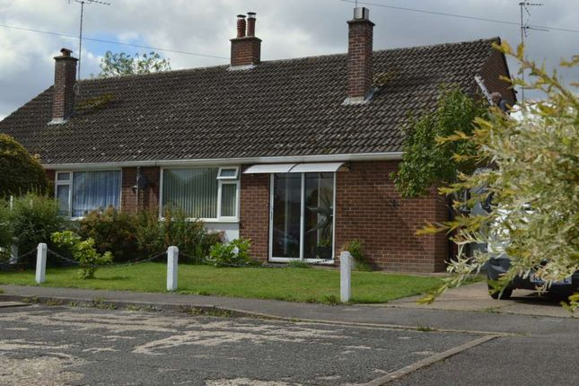 3 bed bungalow for sale in Penfold, Weston Turville, Aylesbury
