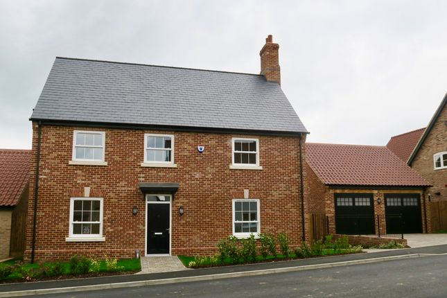 Thumbnail Detached house for sale in Plot 23, Hill Place, Brington, Huntingdon