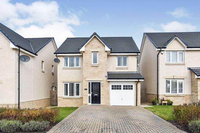 Thumbnail Detached house for sale in Mossend Drive, West Calder, West Lothian