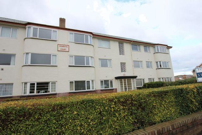 2 bed flat for sale in Abbey Road, Rhos On Sea, Colwyn Bay LL28
