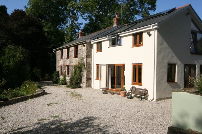 Thumbnail Property to rent in Penhallow, Truro