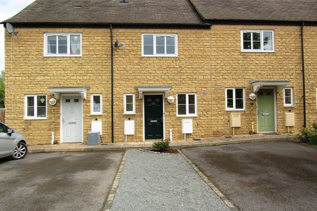 Thumbnail Terraced house to rent in Collyberry Road, Woodmancote, Cheltenham