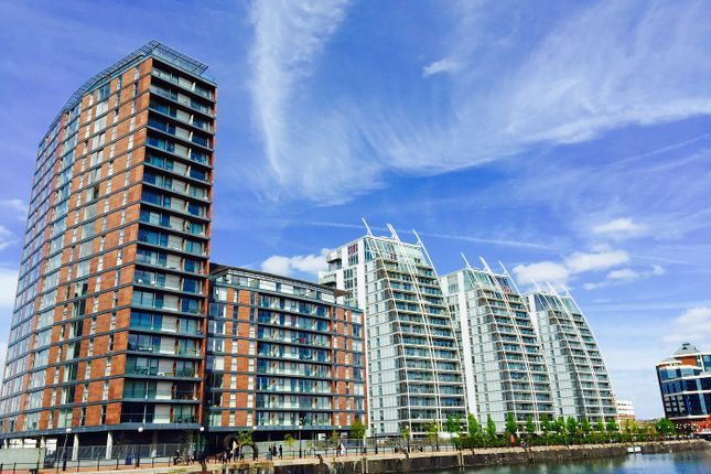 Thumbnail Flat to rent in City Loft, 94 The Quays, Salford Quays