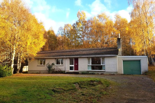 Thumbnail Bungalow for sale in Insh, Kingussie