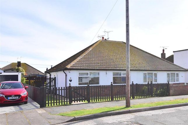 2 bed semi-detached bungalow for sale in Russell Drive, Whitstable, Kent CT5