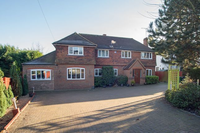 Thumbnail Detached house for sale in Epsom Road, Ewell