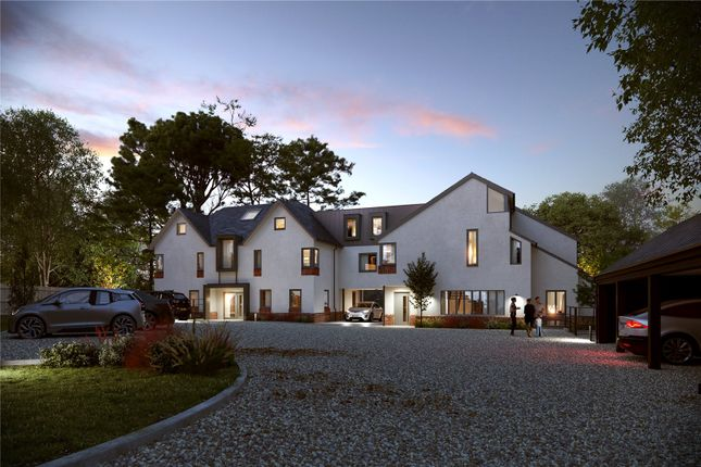 Thumbnail Flat for sale in The Pines, Royston Road, Wendens Ambo, Saffron Walden
