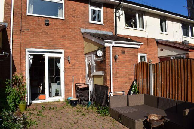 Ext Yard of Weybridge Road, Ancoats, Manchester M4