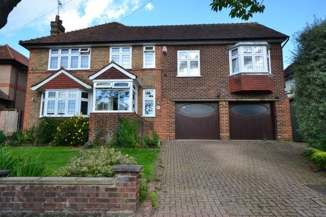 Thumbnail Detached house to rent in Broxbourne Road, Orpington, Bromley