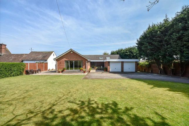Thumbnail Bungalow for sale in Harrowden Road, Wellingborough