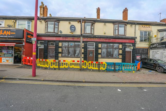 Thumbnail Commercial property to let in Pump Tavern, Soho Road, Birmingham