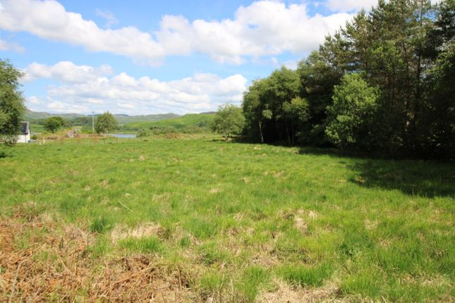 Thumbnail Land for sale in House Site At Kames Peninsula, Kilmelford