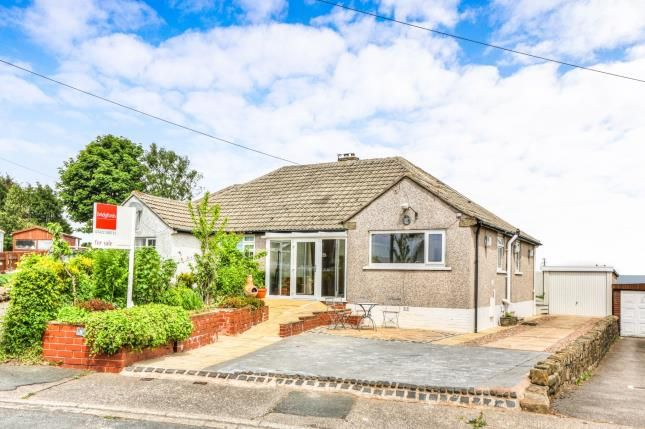 Thumbnail Bungalow for sale in Waindale Close, Halifax, West Yorkshire