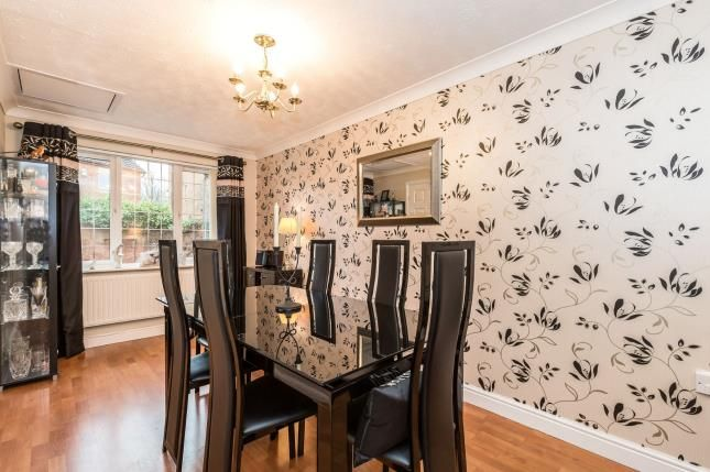 Dining Room of Coleridge Close, Cottam, Preston, Lancashire PR4