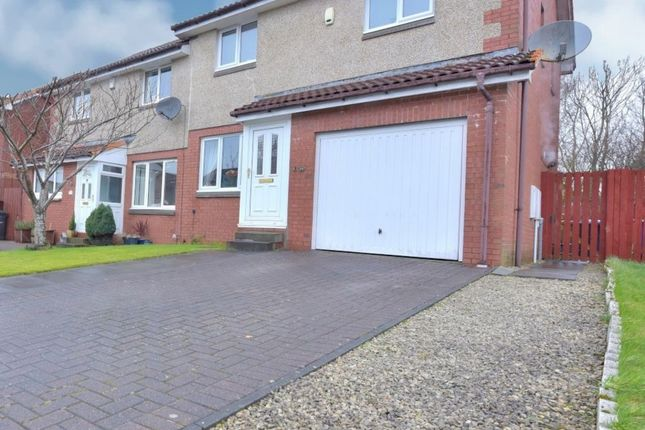 Thumbnail Semi-detached house for sale in 24 Fulmar Brae, Livingston